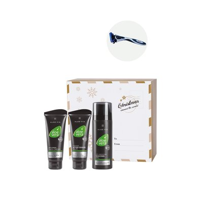 Aloe Vera Men Set II + gratis Wilkinson Rasierer