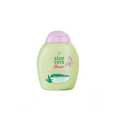 Aloe Vera Mum Massage Balm, 200 ml