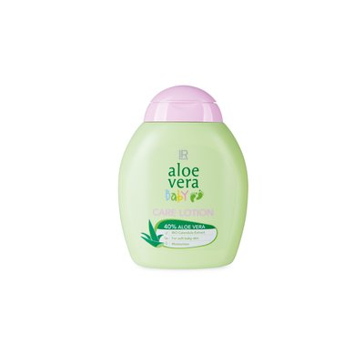 Aloe Vera Baby Pflegelotion, 200 ml