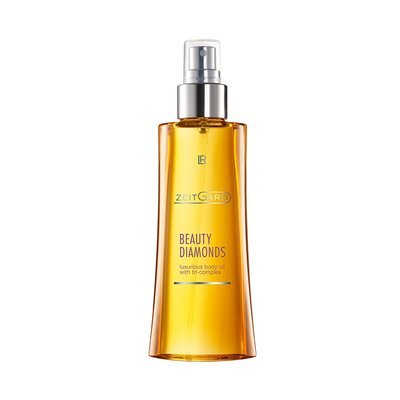 Zeitgard Beauty Diamonds Luxurious Body Oil, 125 ml