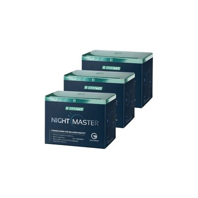 LR LIFETAKT Night Master 3er Set, 333.00 g