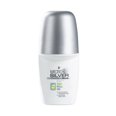 Microsilver Plus Deo Roll-on, 50 ml