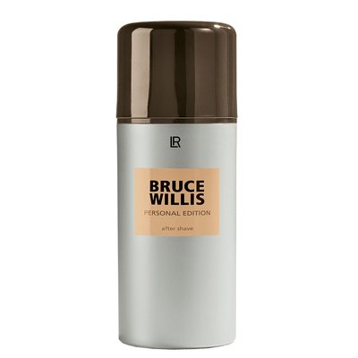 Bruce Willis Personal Edition After Shave Cream Gel, 100 ml