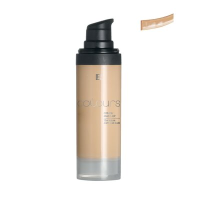 Colours Cream Make-up Light Sand, 30 ml