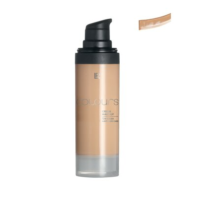 Colours Cream Make-up Medium Sand, 30 ml