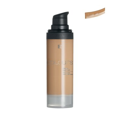 Colours Cream Make-up Dark Sand, 30 ml
