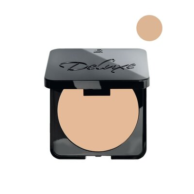 Deluxe Perfect Smooth Compact Foundation Light Beige, 9 g
