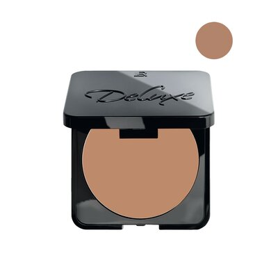 Deluxe Perfect Smooth Compact Foundation Dark Beige, 9 g