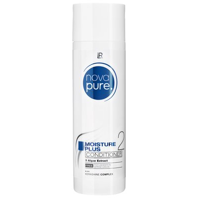 LR nova pure Moisture Plus Spülung, 200 ml
